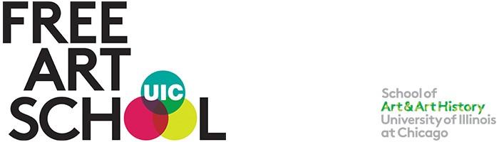 UIC Free Art School Logo