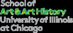SchoolofA&AH-UofI-atChicago_pattern_logo